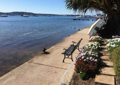 Selby-seat-water-front